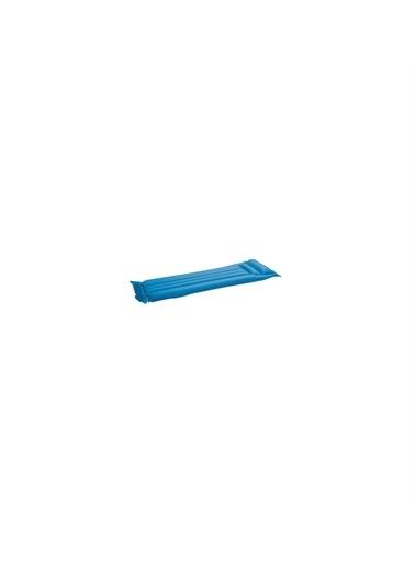 Bestway Bestway 44007 Ekono :Mik Şişme Deniz Yatağı 183X69 Cm Mavi
